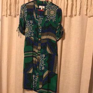 EUC anthropologie dress